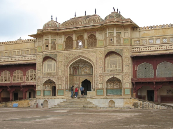 Amber fort Palace jaipur