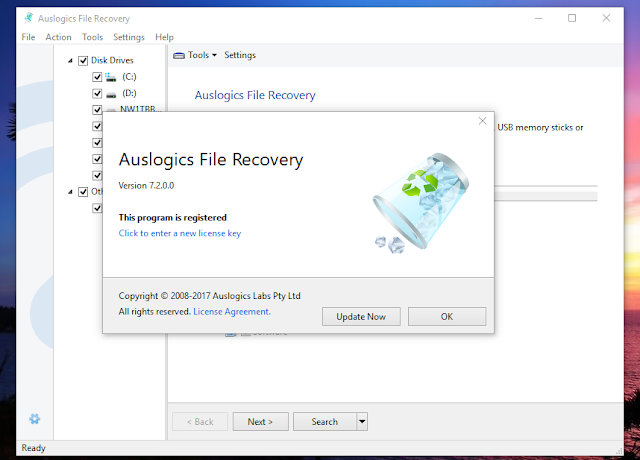 Auslogics File Recovery 2018