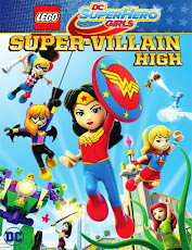 pelicula Lego DC Super Hero Girls: Instituto de supervillanos