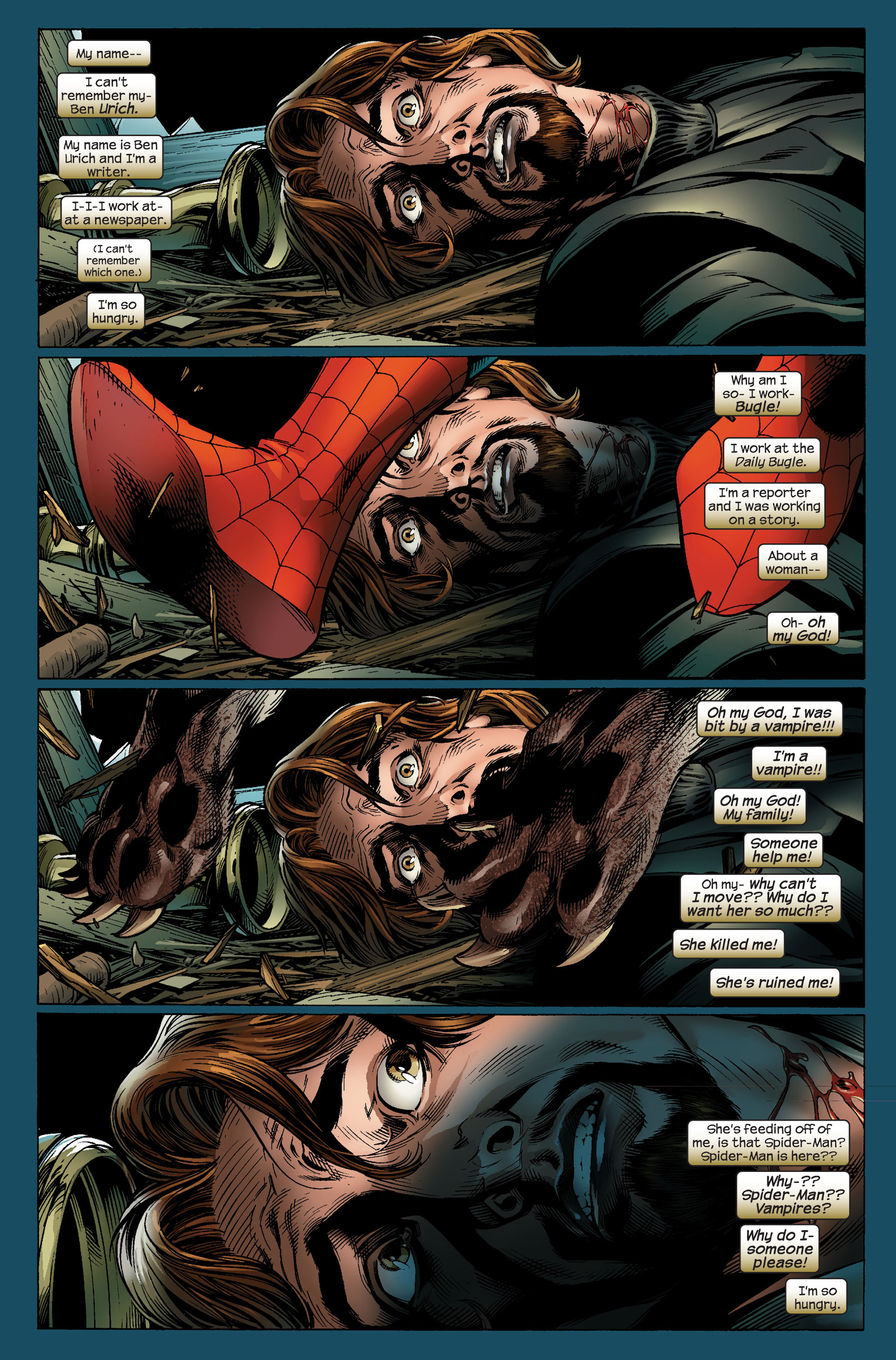 Read online Ultimate Spider-Man (2000) comic -  Issue #96 - 3