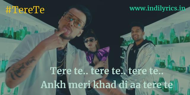 Tere Te | Guru Randhawa ft. Ikka | Full Punjabi Audio Song Lyrics with English Translation and Real Meaning Explanation