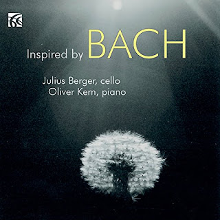 Inspired by Bach - Julius Berger - Nimbus Alliance