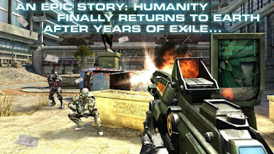 is the most immersive and impressive sci N.O.V.A. 3 Freedom Edition Mod Apk [Unlimited Money] +Data For Android