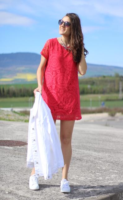 Vestido croché