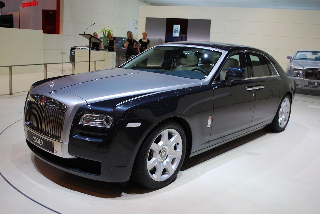 New Cars Son Rolls Royce