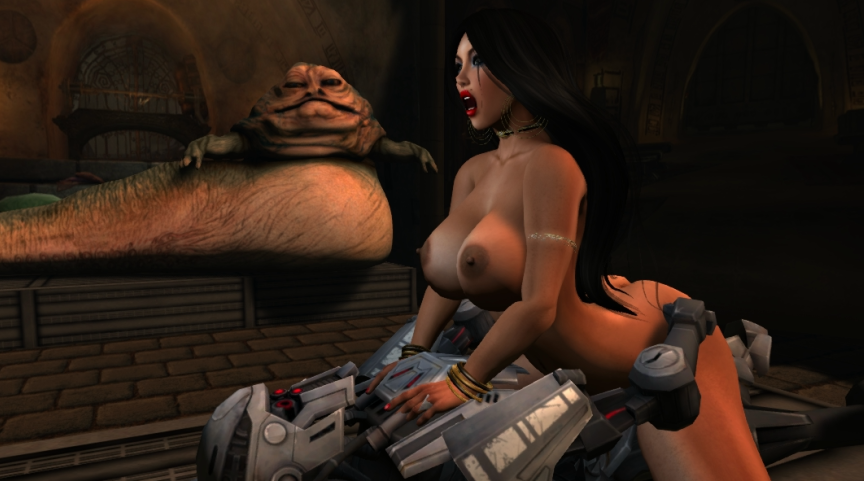 The Pornstars The Force Will Awaken In Erotiques Star -8935