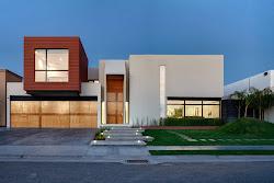 casas modernas fachadas pisos minimalistas dos colores casa fachada bonitas moderna moda tipos diferentes campo cuadradas sin formas decoracion actual