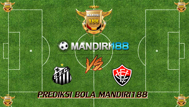 AGEN BOLA - Prediksi Santos vs Vitoria BA 17 Oktober 2017