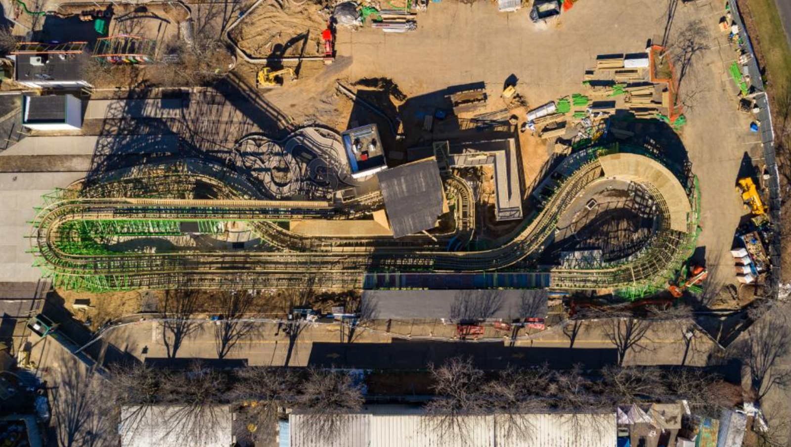 NewsPlusNotes: New Aerial Images of Sesame Place\'s Oscar\'s Wacky ...