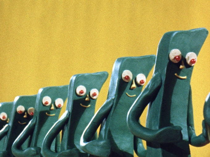 The Gumby Imagined: The Story of Art Clokey and His Creations