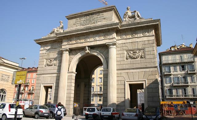 Estação Porta Garibaldi Milão