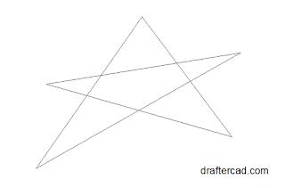 Dasar Autocad 2D - Cara membuat Garis / Line