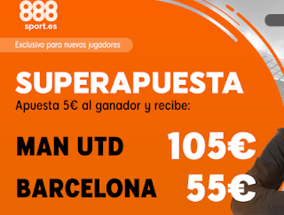 888sport superapuesta champions United vs Barcelona 10 abril 2019