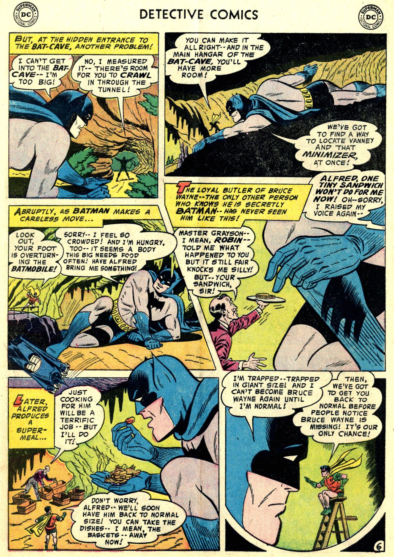 Read online Detective Comics (1937) comic -  Issue #243 - 8