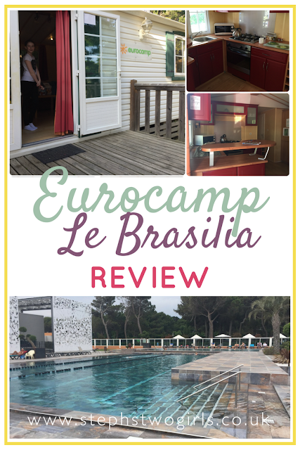 Eurocamp Le Brasilia holiday park review