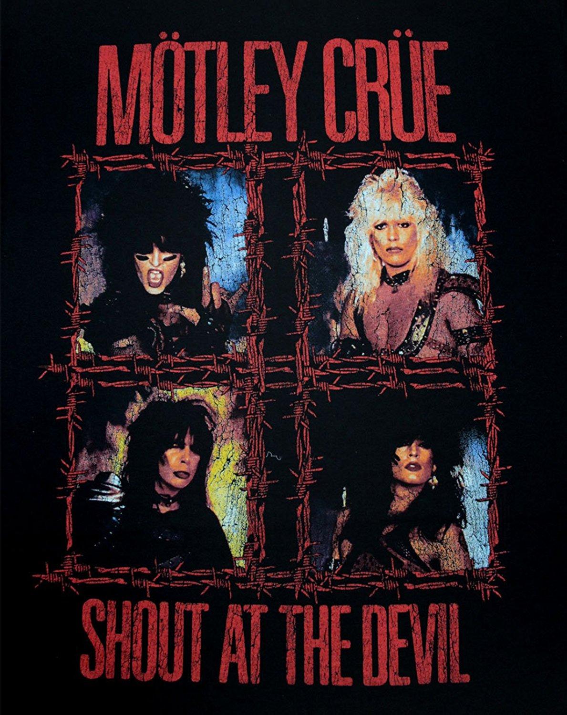 Hear Motley Crue's Metal Rendition of Madonna's 'Like a ...