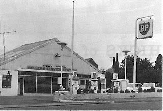 Sellers Service Station after modernisation