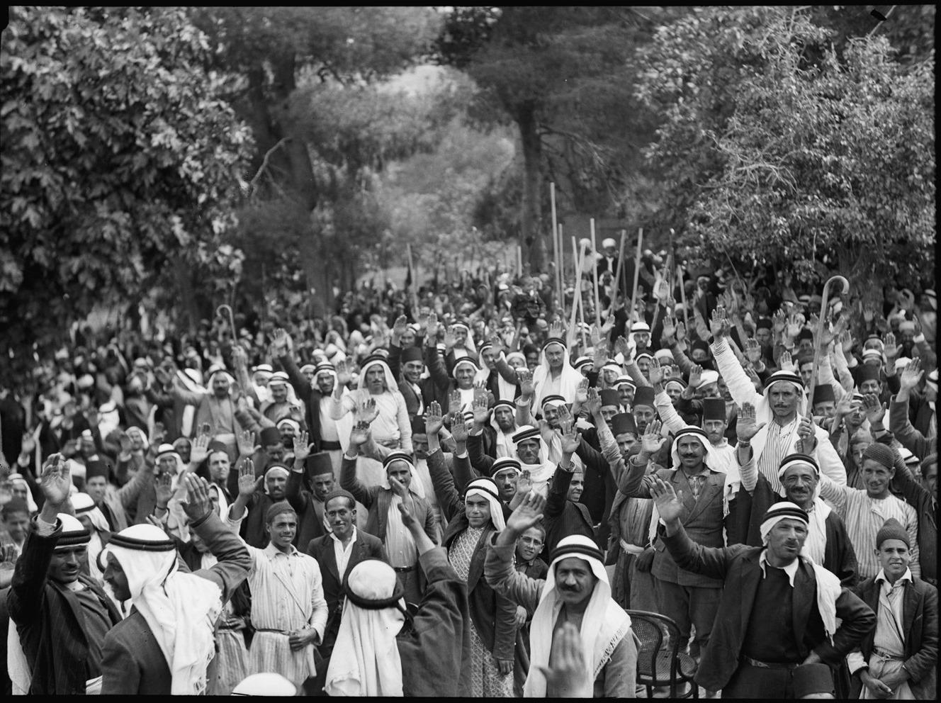 1920 Nebi Musa Riots: THE NEW JACKSONIAN BLOG: Zionism, Jihad, And Nakba: The