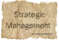 Strategic Management Sheet