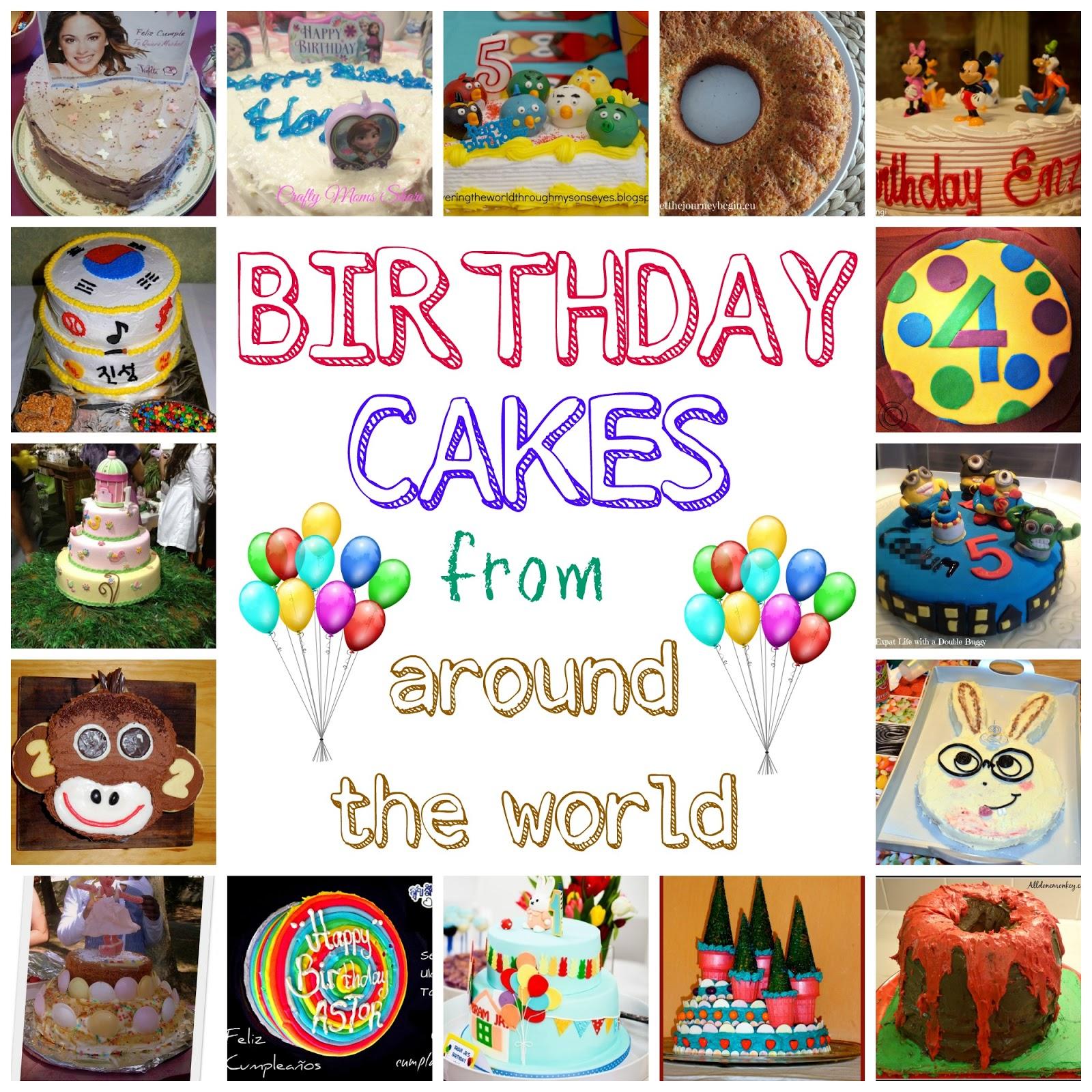 Birthday Celebrations From Around The World