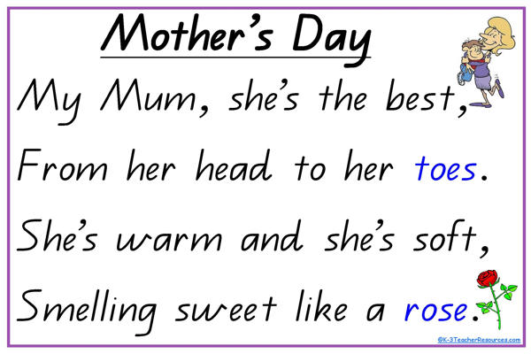Best happy mothers day poems quotes images for teachers