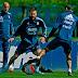 La Selección Argentina se entrenó pensando en el duelo decisivo con Ecuador