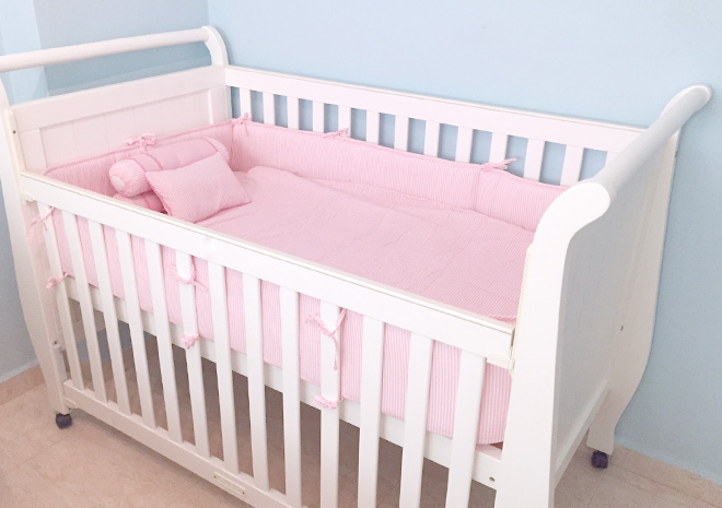 Baby Won T Sleep In Cot Only In Our Bed