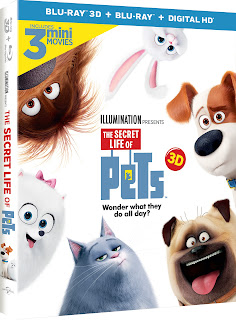 The Secret Life of Pets, kids movies, holiday gifts