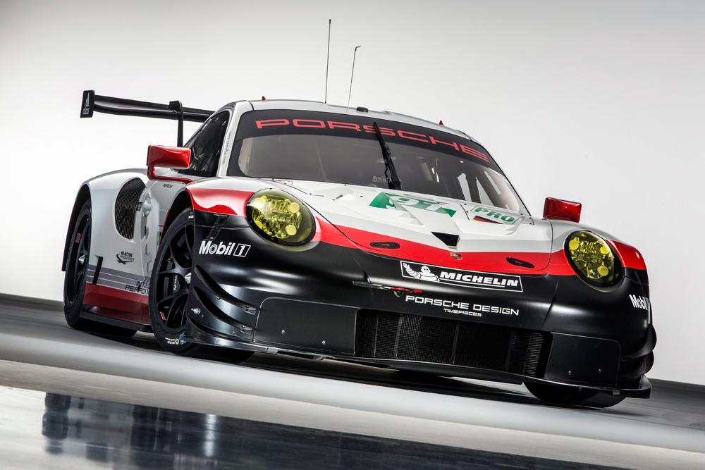PHOTOS: 2017 Porsche 911 RSR - FIA WEC GTE-Pro | GT Le Mans
