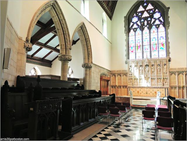 Catedral de Christ Church: Altar