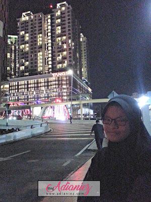 Swiss Garden Hotel & Residences, Melaka & Burger Bakar Abang Burn