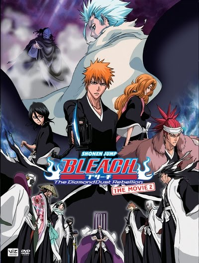Bleach Movie 2 The DiamondDust Rebellion - Mou Hitotsu no Hyourinmaru Subtitle Indonesia