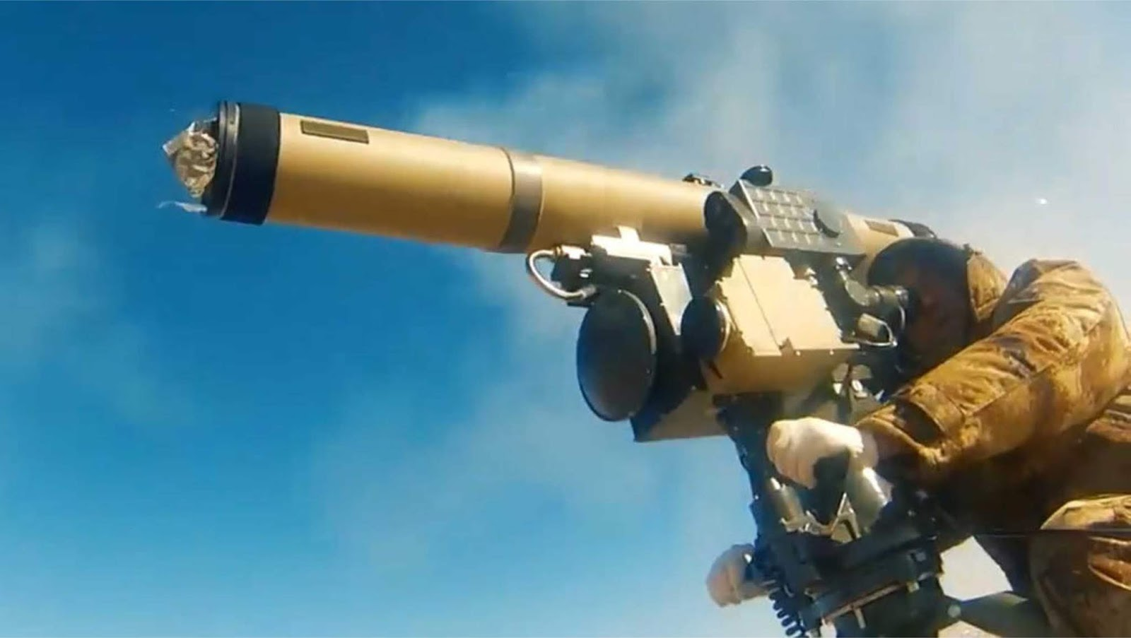 Kompleks anti-tank baru China mirip dengan Kornet milik Rusia