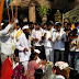 खा. गांधींच्या घरासमोर राळेगणसिद्धी ग्रामस्थांच ठिय्या आंदोलन.