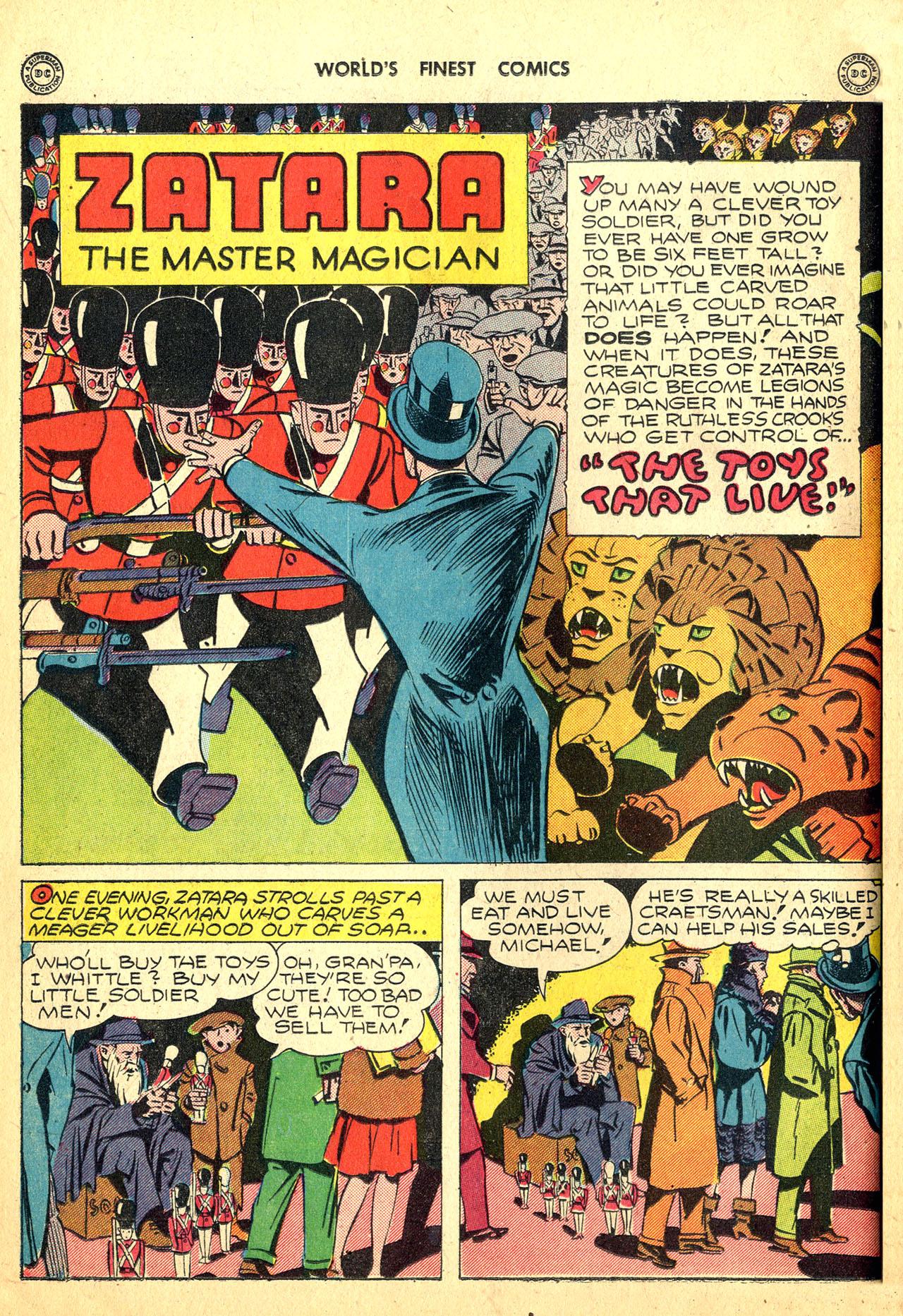 Read online World's Finest Comics comic -  Issue #18 - 26