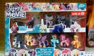 Target Releases Magic of Everypony Roundup Blind Bag Set
