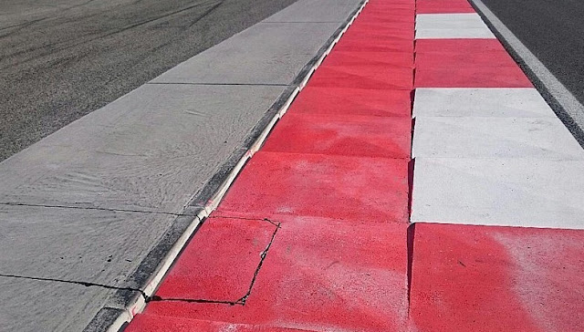 Ada Yang Baru di F1 : Polisi Elektonik Yang Menjaga Pinggir Lintasan