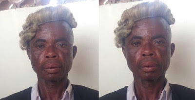Fake Lawyer who practiced Law for 15 years In Lagos caught & arrested