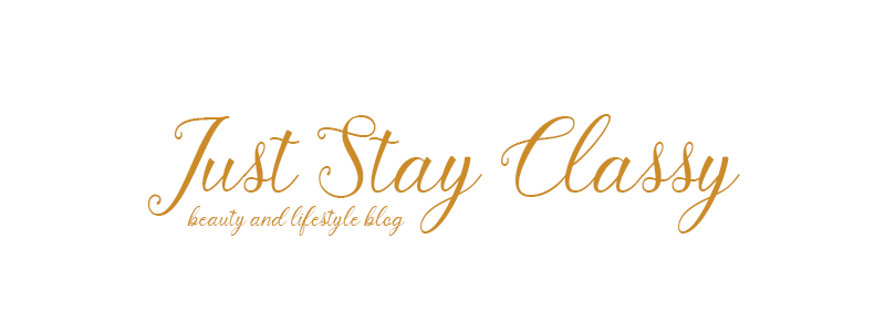 juststayclassy - beauty and lifestyle blog