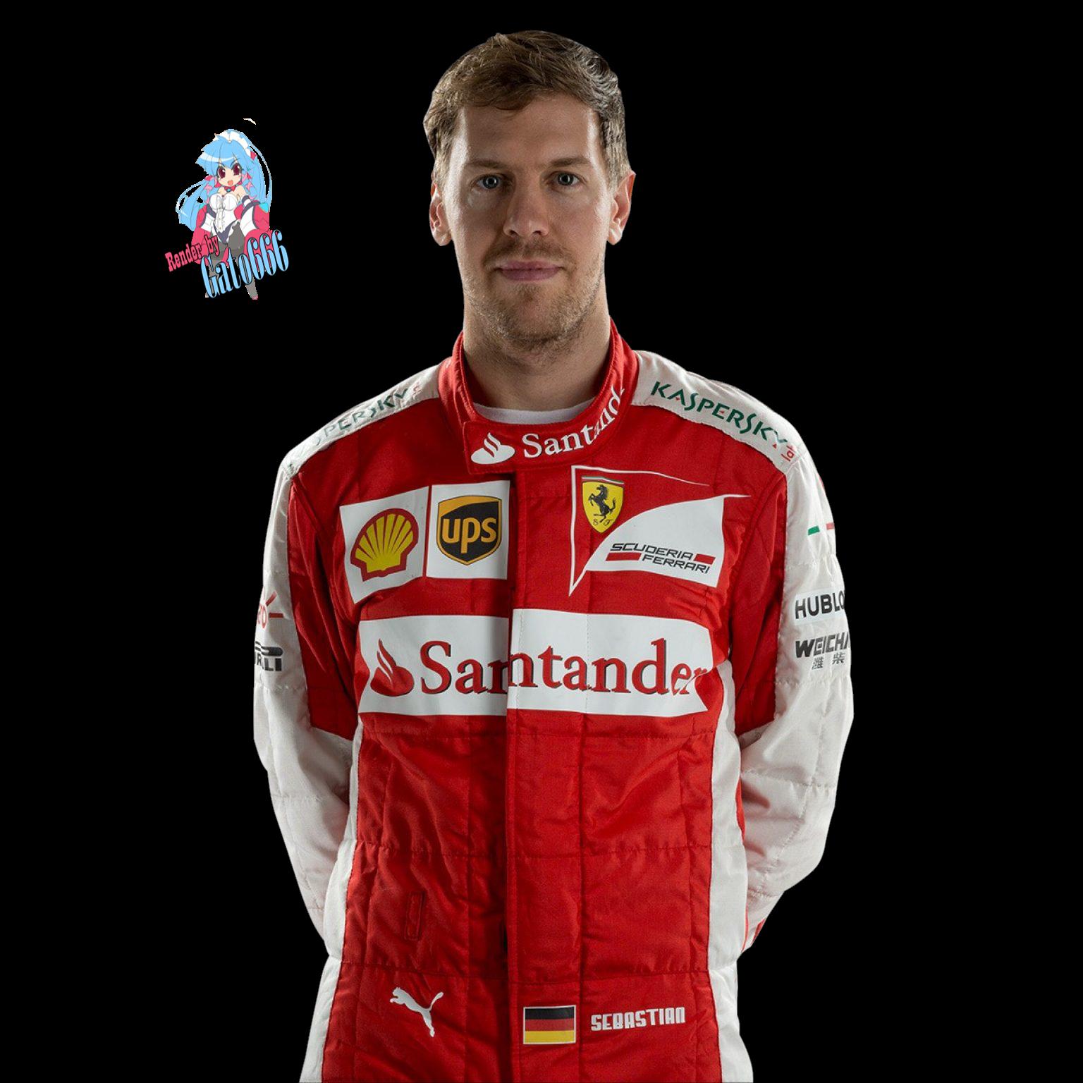 Sebastian Vettel - F3rrari 2015 - Gato666
