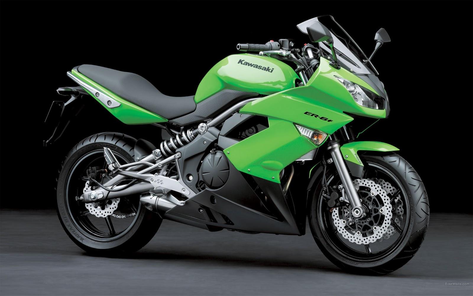 Kawasaki Motocycle Manuals Resource Kawasaki Ninja 650r Er 6f Abs