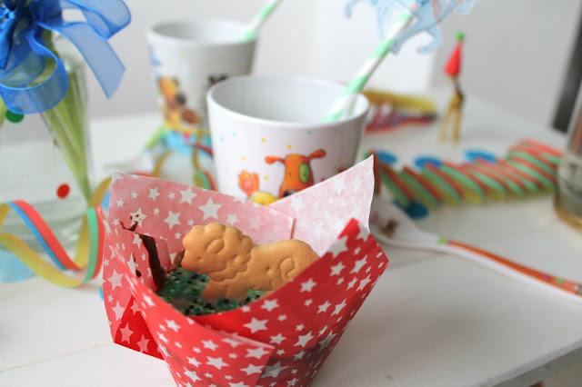 Muffins Zirkus Kindergeburtstag Motto Party