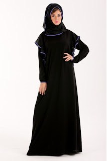 2013 Latest Abayas Designs ~ Fashion Point