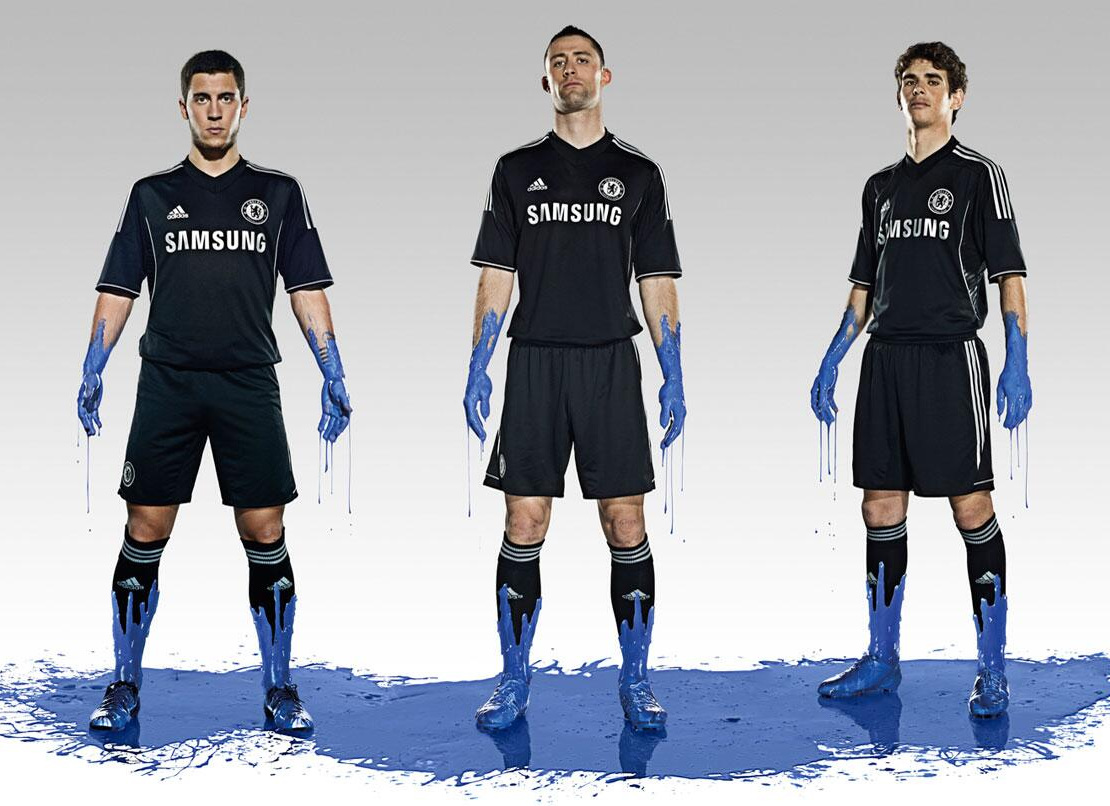 Chelsea Fc New Home And Away Kit