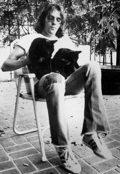 Glenn Frey cats