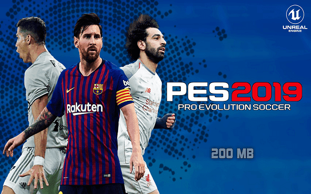 Konami launches PES 2019 Lite today, a new and light and free for