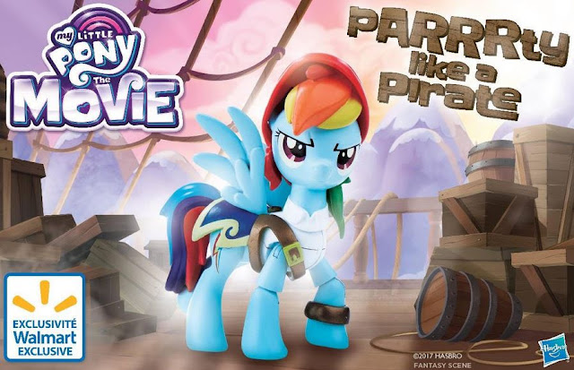 Rainbow Dash Pirate Guardians of Harmony