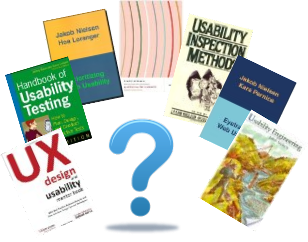Best Usability Testing Books