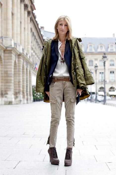 Women with Style: Sarah Rutson