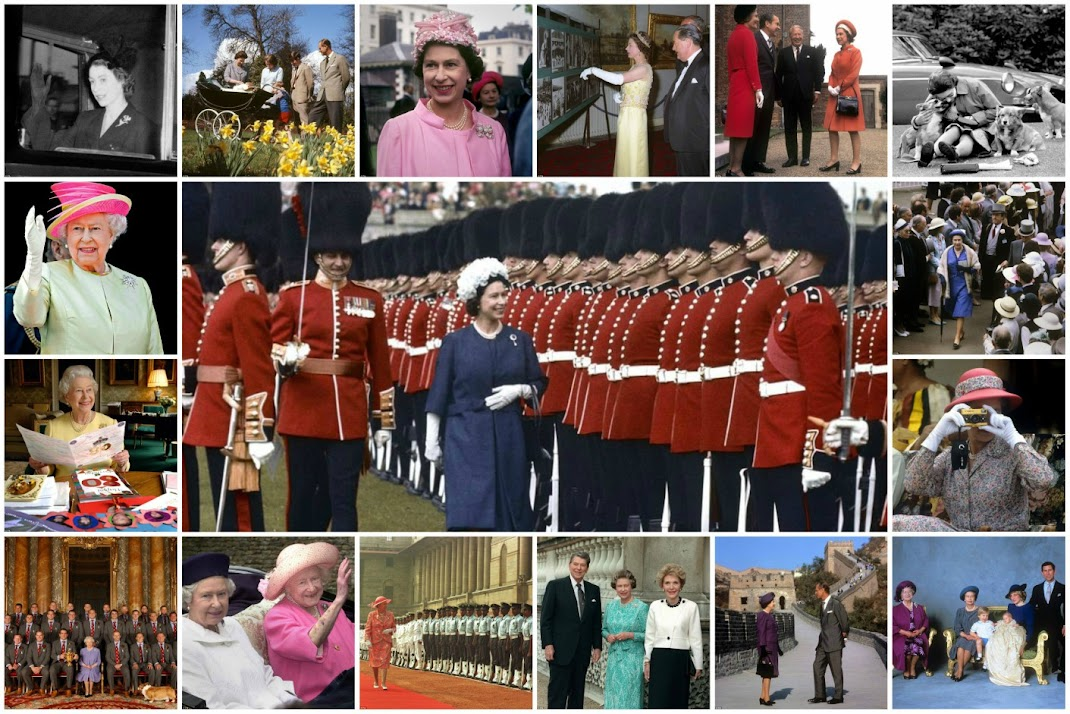 The Queen's Reign in Pictures